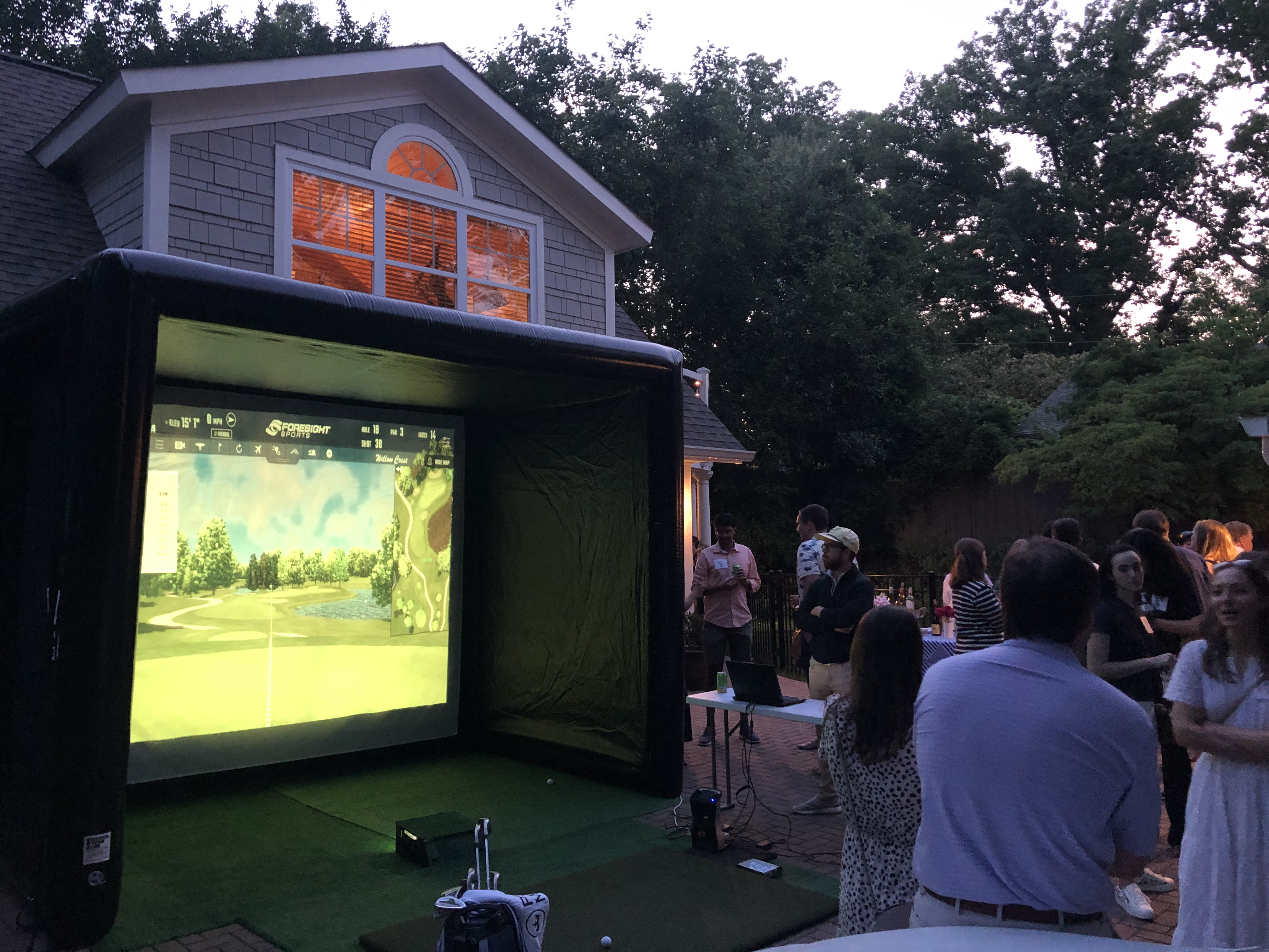The Best Golf Simulators Rentals in Raleigh