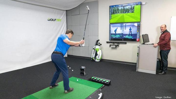Gofltec Golf Simulator