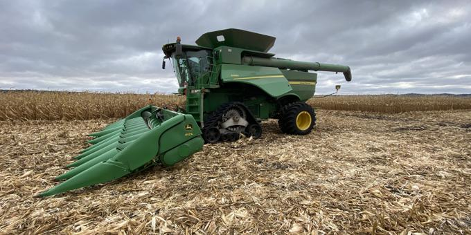 Harvest 2020 Success Stories: Low Moisture Corn Harvest