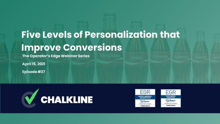 Chalkline personalization webinar