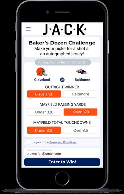 Bakers Dozen Challenge
