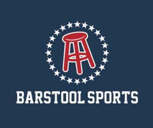 Barstool Sports logo Chalkline case study