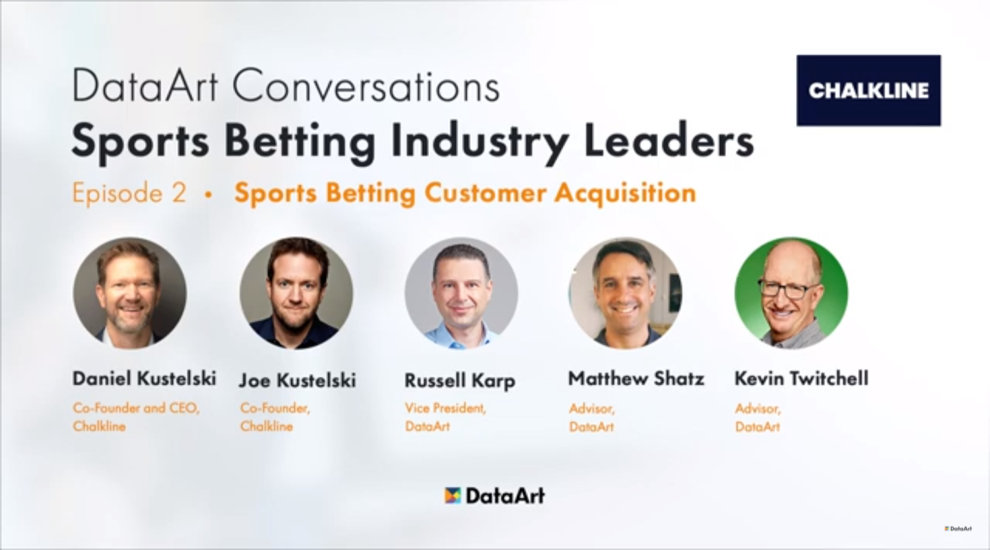 Chalkline Co-Founders Discuss Sports Betting Customer Acquisition with DataArt