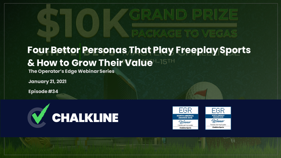 The Operator's Edge: Four Bettor Personas That Play Freeplay Sports & How to Grow Their Value