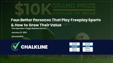 Chalkline webinar - The Operator's Edge