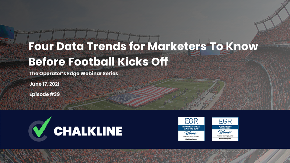 The Operator's Edge: Four Data Trends for Sportsbook Marketers To