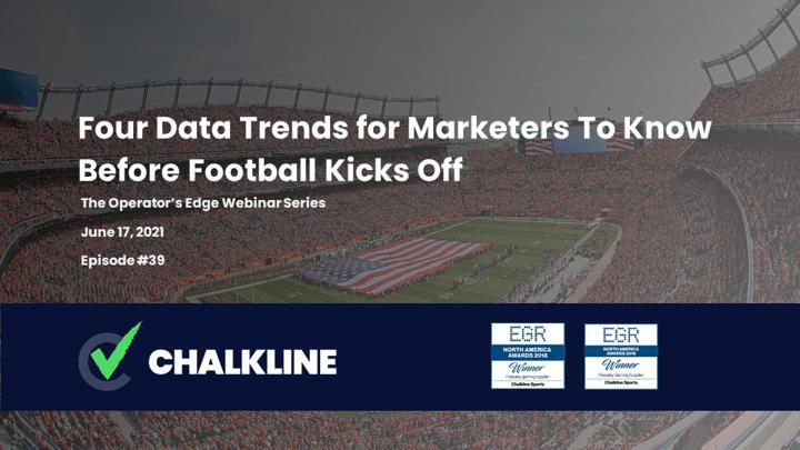 Chalkline data trends for football season webinar