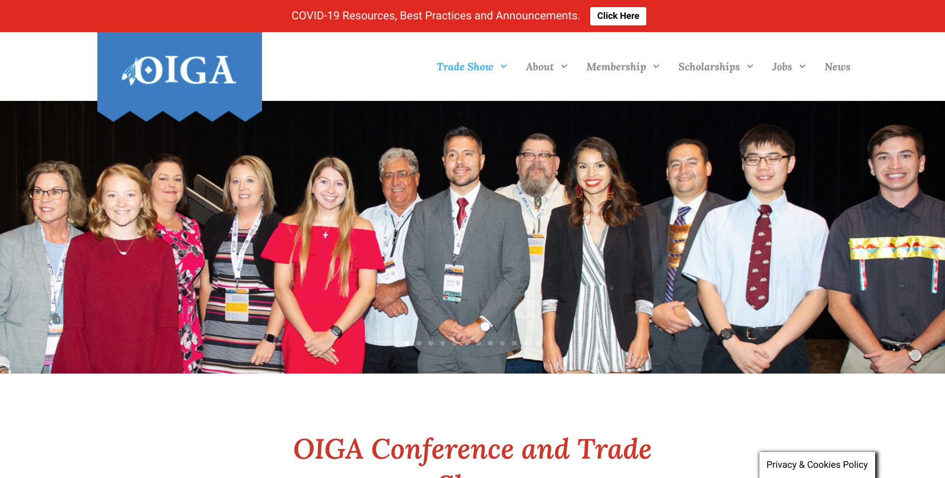 Three Reasons We're Excited to Attend the 2021 OIGA Conference