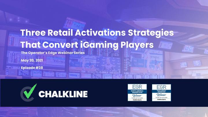 Chalkline May 2021 retail activations webinar