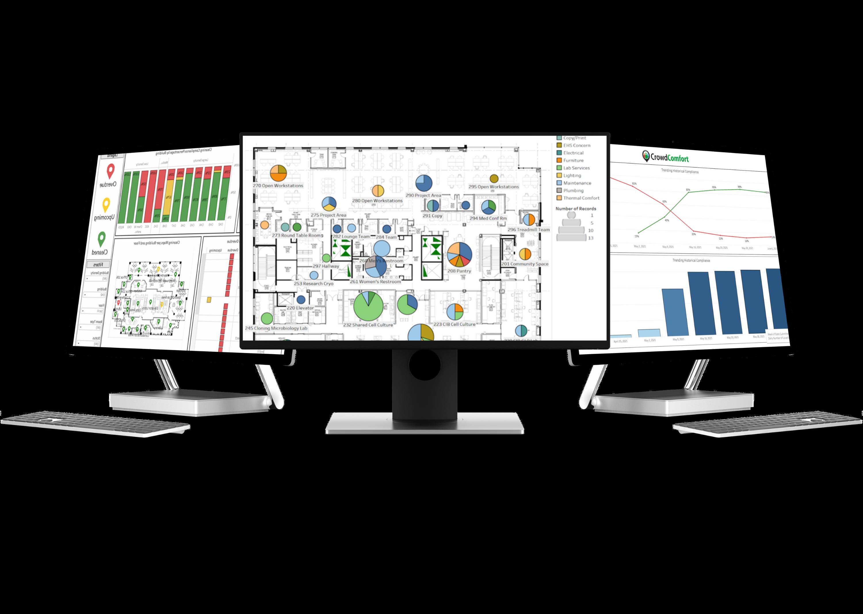 Facilities Management Analytics CrowdComfort