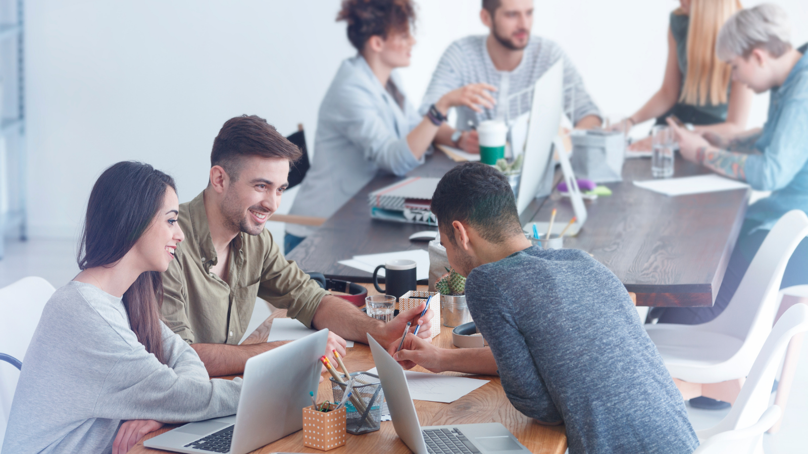 3 Benefits of Proptech in the New Workplace