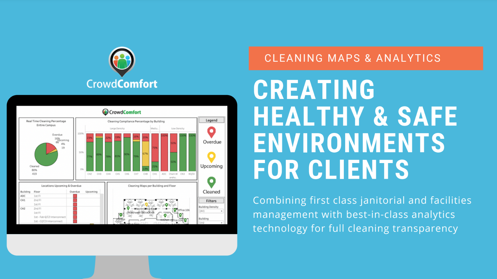 Cleaning Maps & Analytics Partnership Program Overview