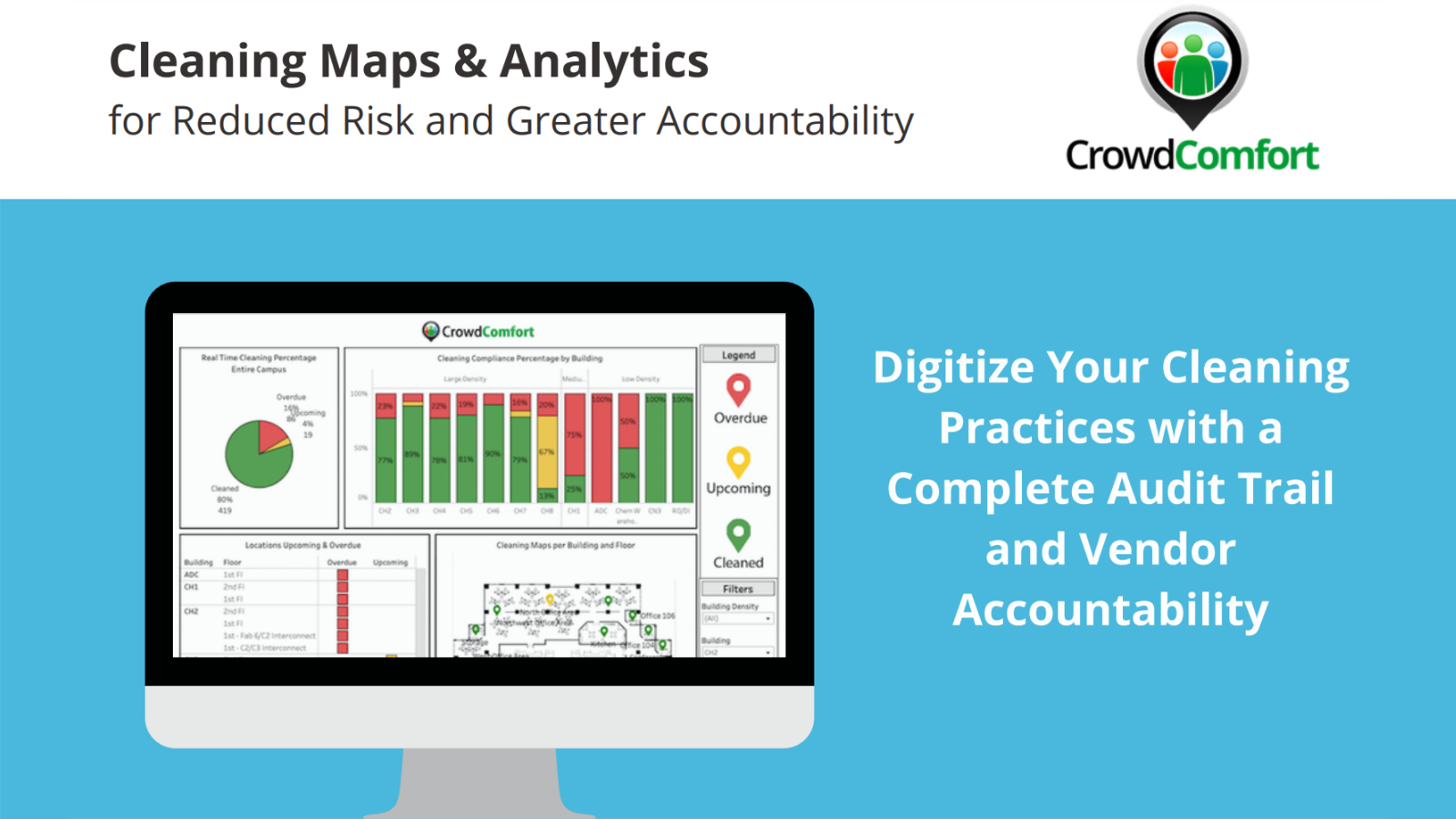 Cleaning Maps & Analytics Two-Pager