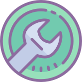 Dedicated support icon
