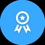 Competitive advantage icon
