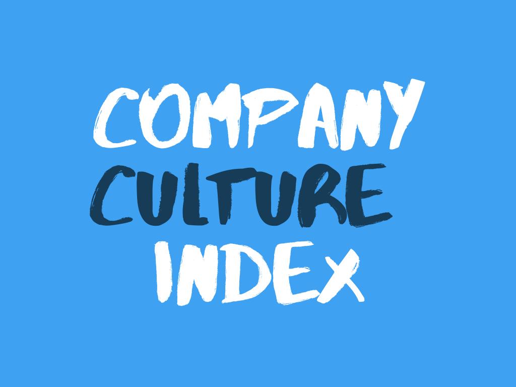 Company Culture Index Compt