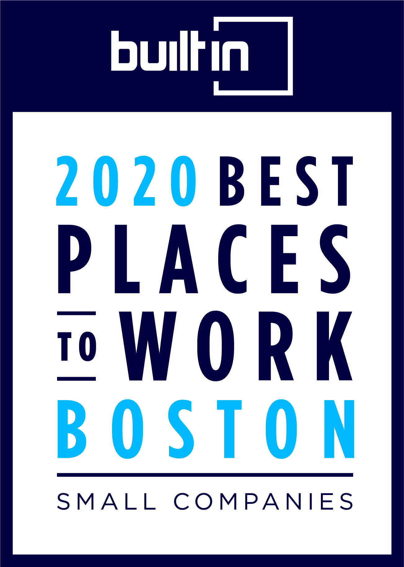 Compt Named as a Built In Boston Best Small Companies to Work for