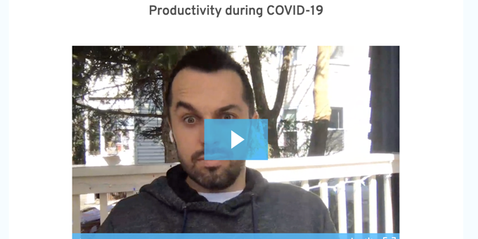 Powerful Ideas to Support Your Newly Remote Team During COVID19