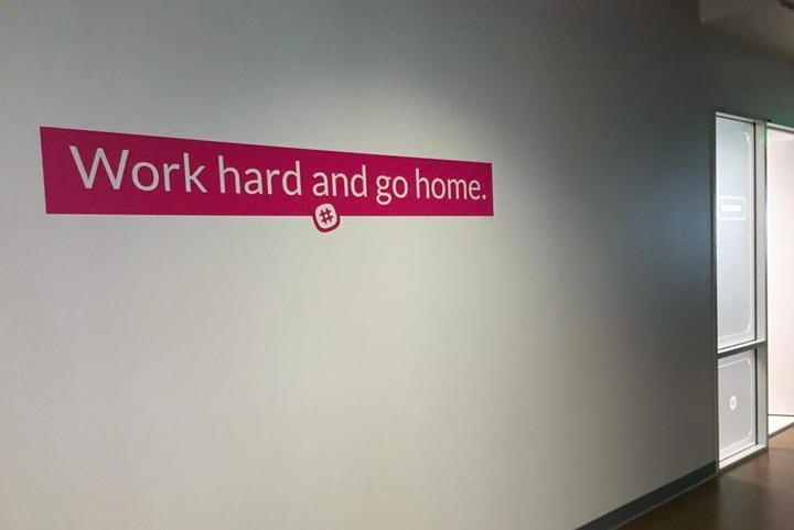 slack motto