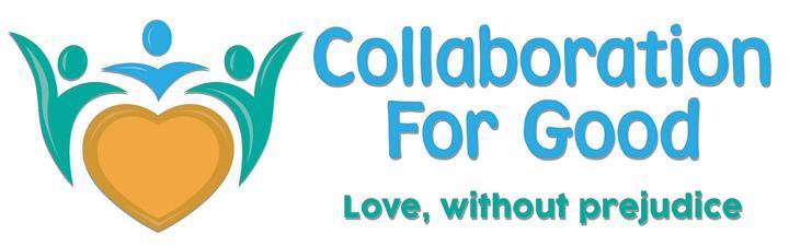 Collaboration For Good logo.