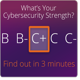 Free Quick Cybersecurity Grade