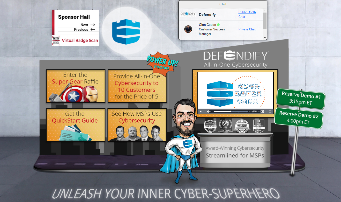 All-In-One Cybersecurity at Cyber Security Live Cast 2021