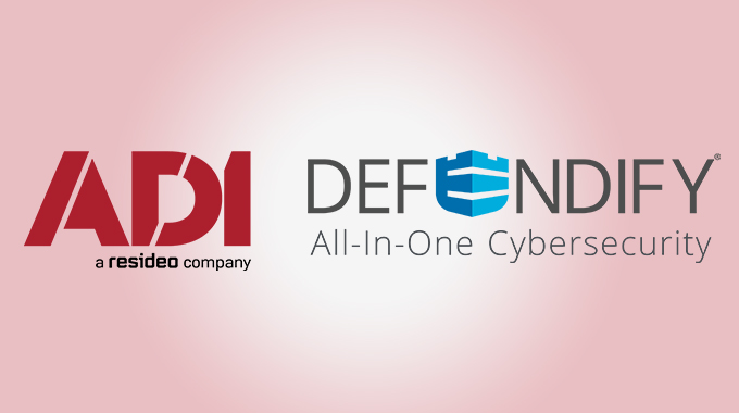 ADI and Defendify form partnership providing ADI customers with cybersecurity protection and new revenue stream opportunities.