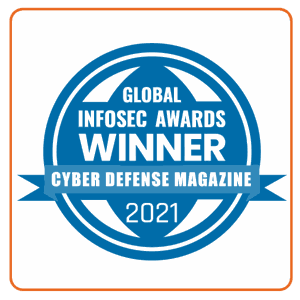 Cyber Defense Magazine 2021 InfoSec Award | Defendify