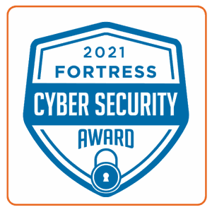 2021 Fortress Cyber Security Award | Defendify