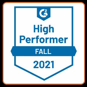 G2 Fall 2021 High Performer | Defendify