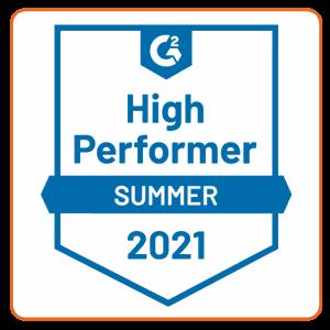 G2 Summer 2021 High Performer | Defendify