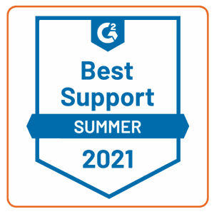 G2 Best Support | Defendify