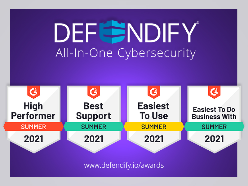 Defendify G2 High Performer Meets Cybersecurity Requirements