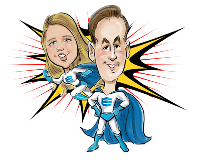 Defendify Cyber-Superheroes at ISC West