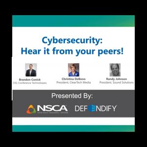 Technology Integrator Cybersecurity | NSCA