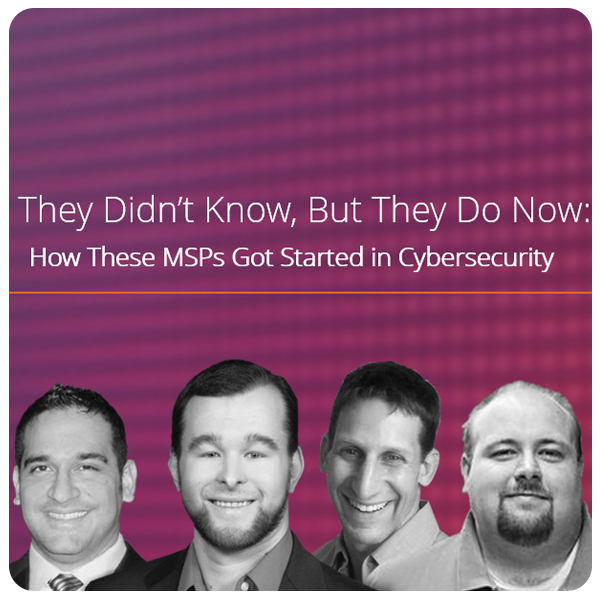 How These MSPs Got Started in Cybersecurity