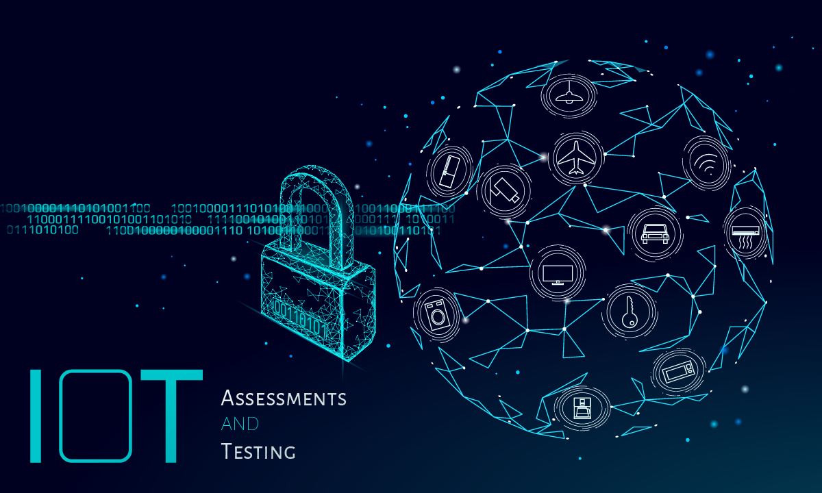 Before Implementing IoT, Assess and Test Cybersecurity