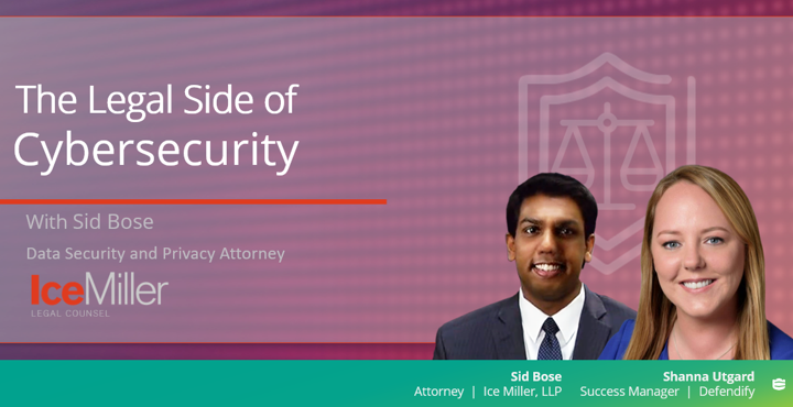 The Legal Side of MSP Cybersecurity