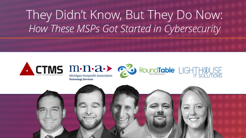 How MSPs Can Get Started in Cybersecurity