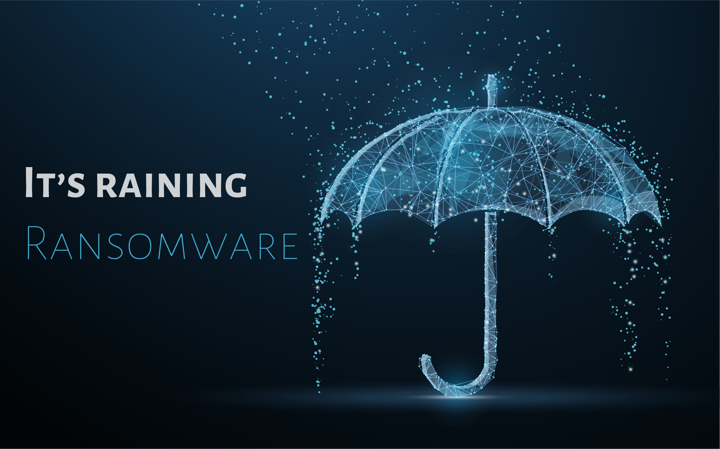 raining ransomware