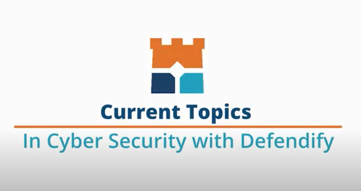 Coffee Chat with CastleHill - Cybersecurity with Defendify