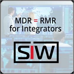 MDR = RMR fOr Integrators