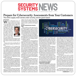 Prepare for Cybersecurity Assessments From Customers