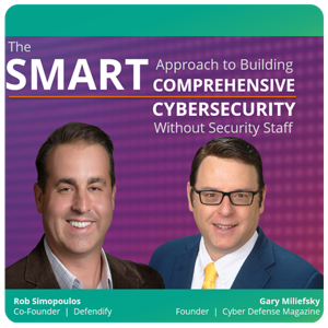 The Smart approach to comprehensive cybersecurity