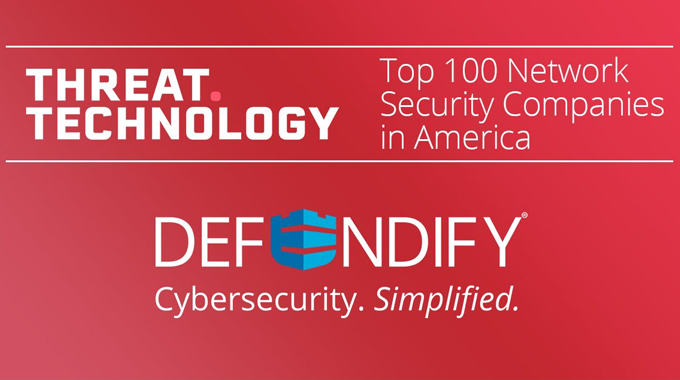 Threat. Technology Top 100 Network Security Companies in America | Defendify