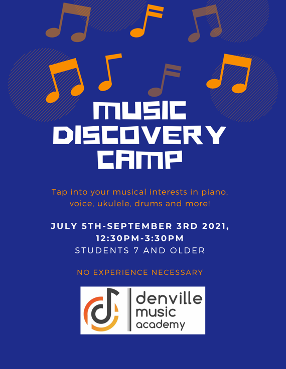 Music Summer Camp