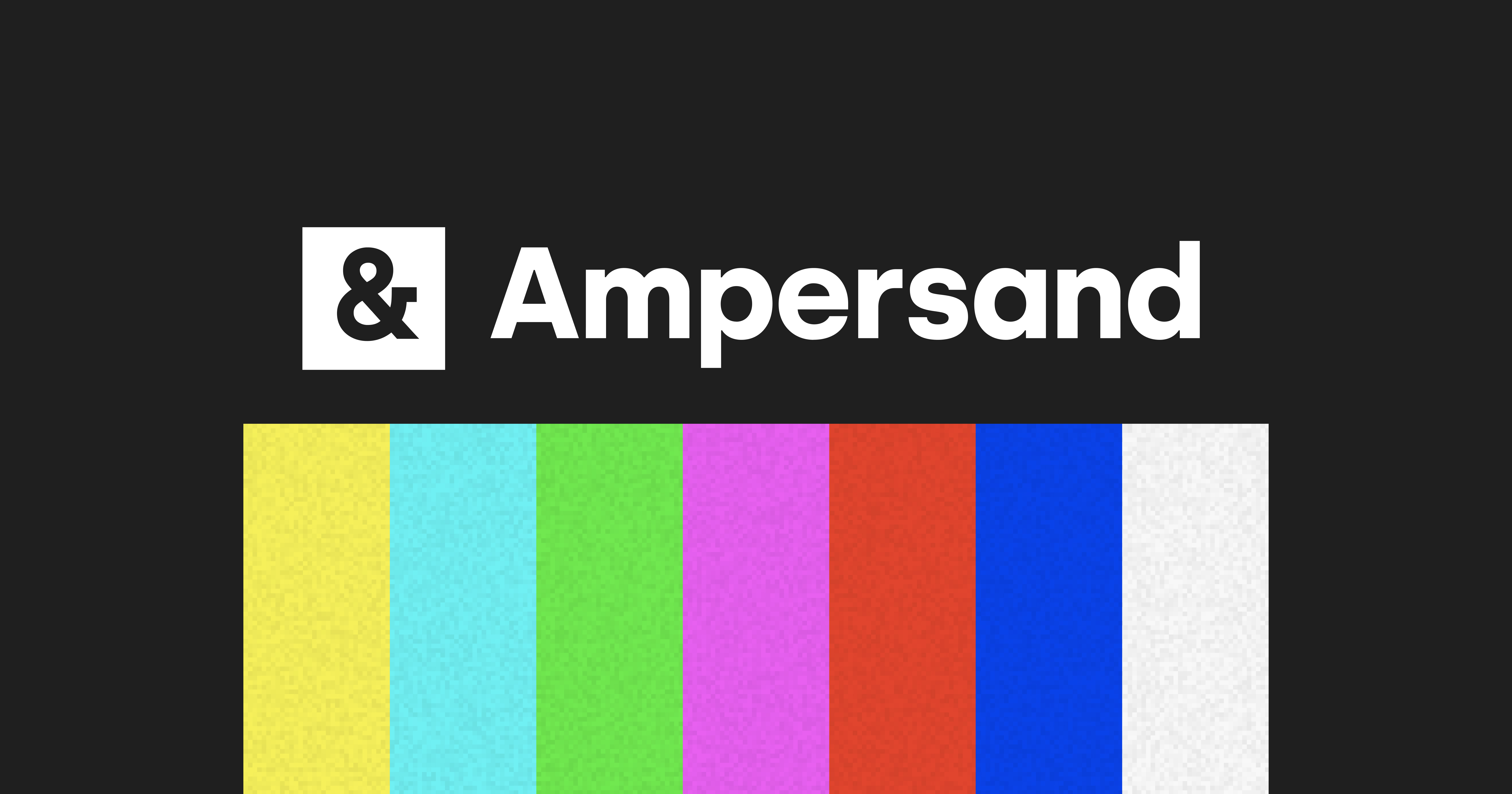 Announcing Ampersand