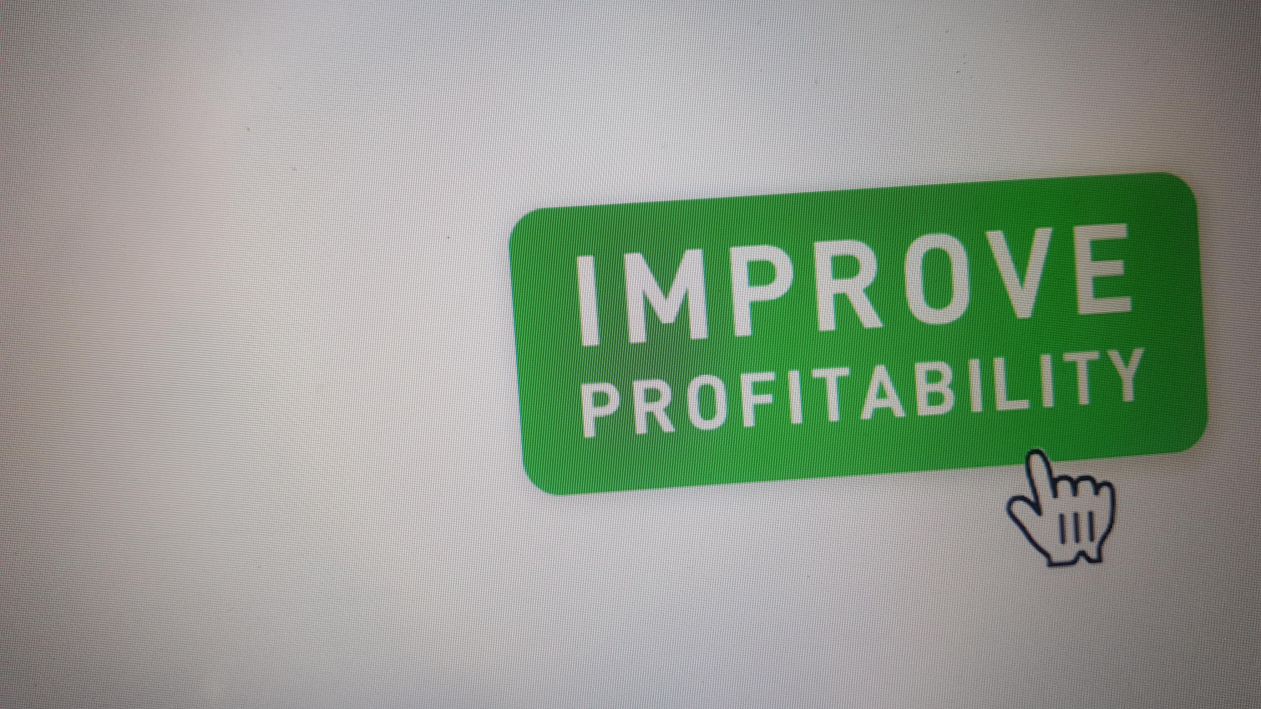 3 questionsto improve profitability