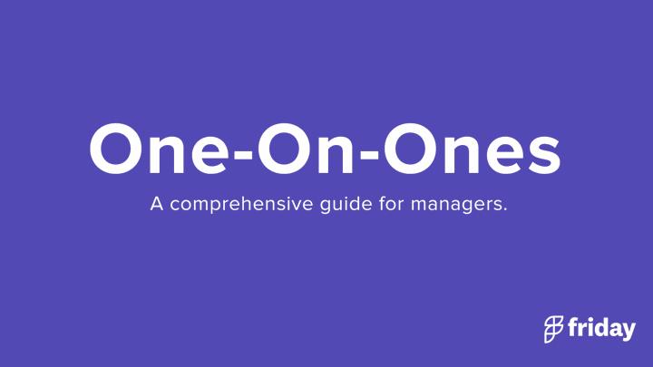 One-on-Ones