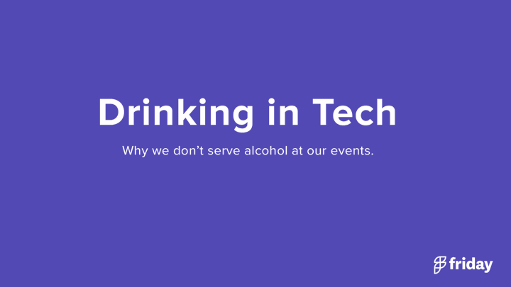 Drinking Tech Events